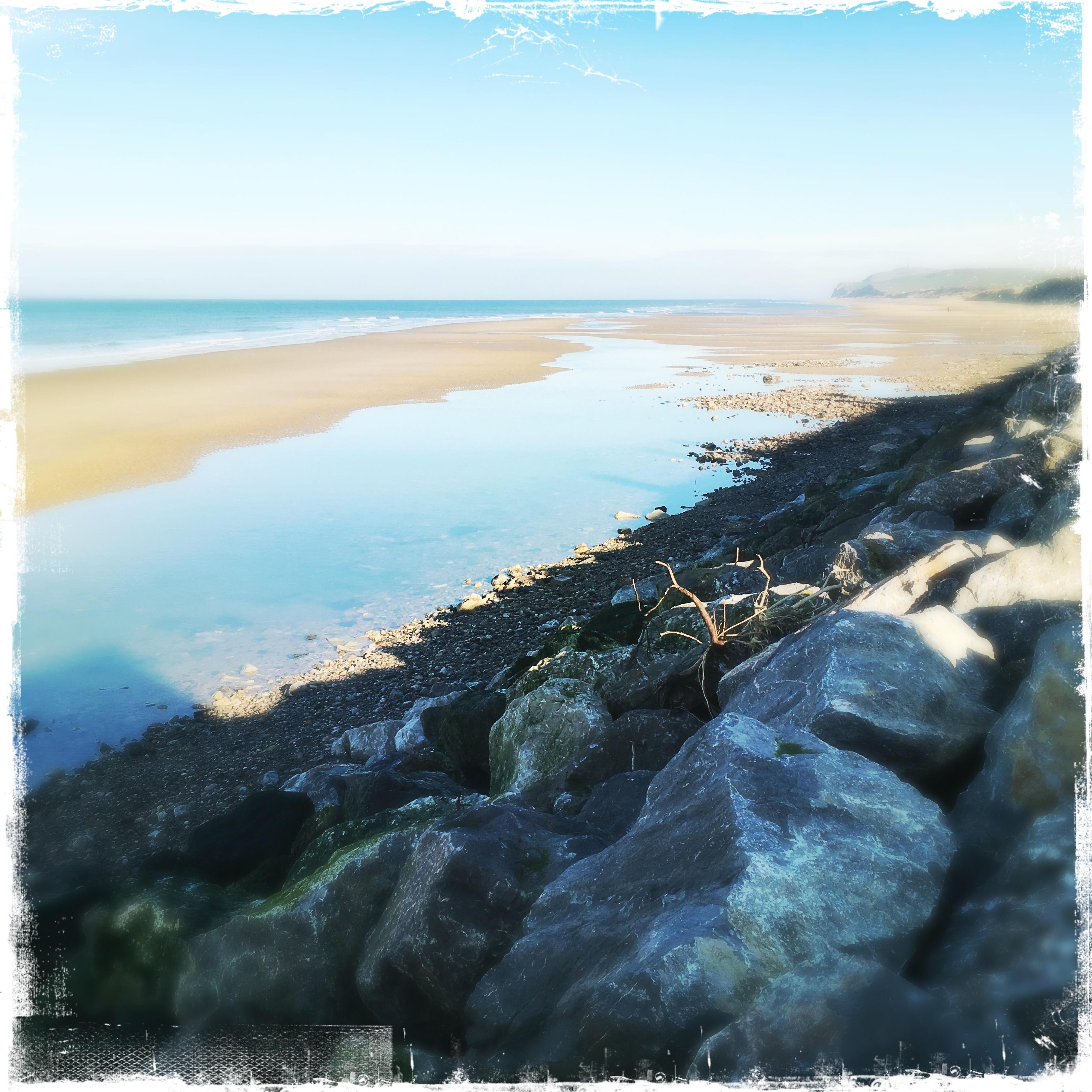 Plage de Wissant, Nord-Pas-De-Calais